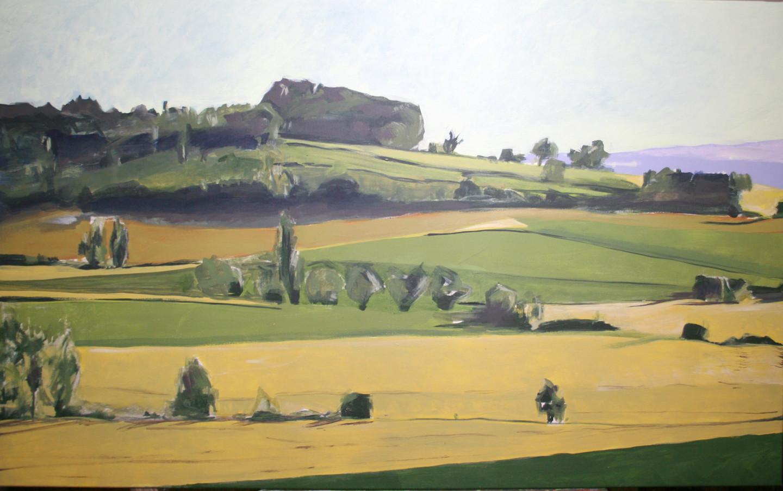 Richard Dubieniec - from Benoit's house