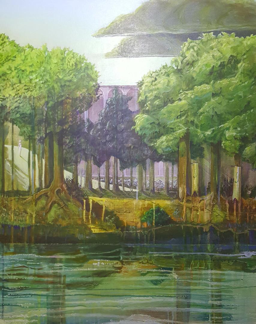 Richard Dubieniec - landscapes of the mind