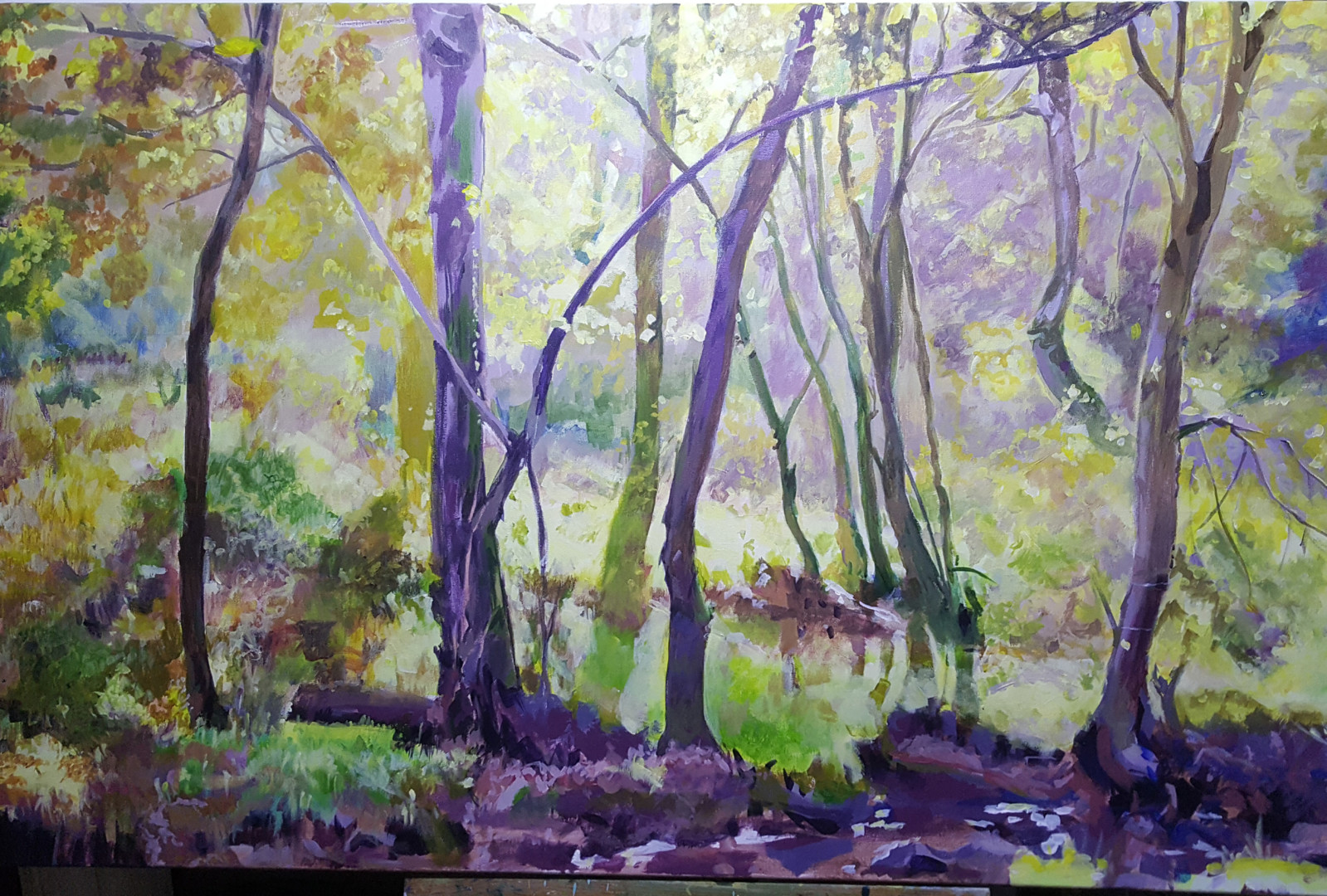 Richard Dubieniec - woodland