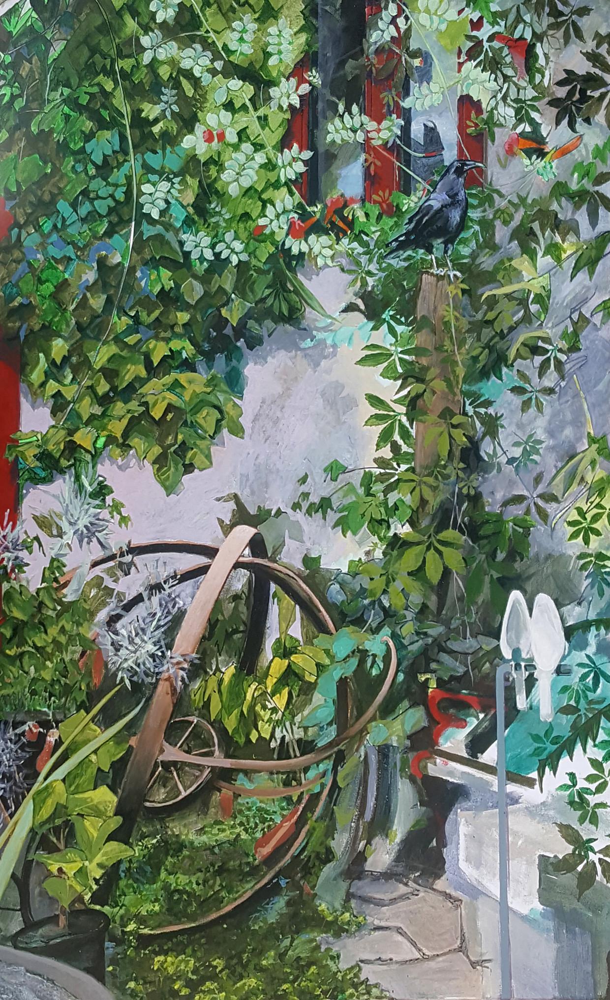 Richard Dubieniec - Magic Garden